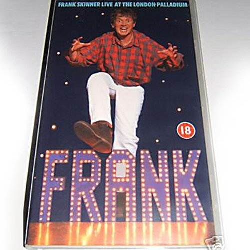 Frank Skinner Live at The London Palladium cover art