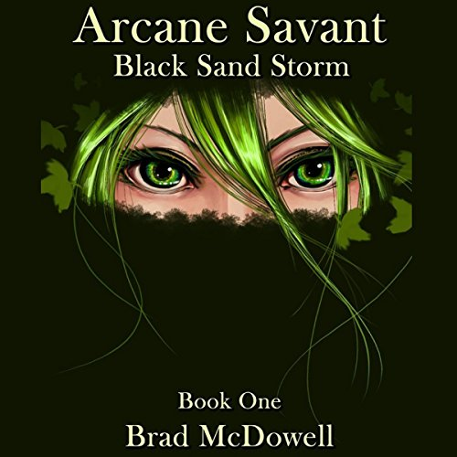 Arcane Savant audiobook cover art