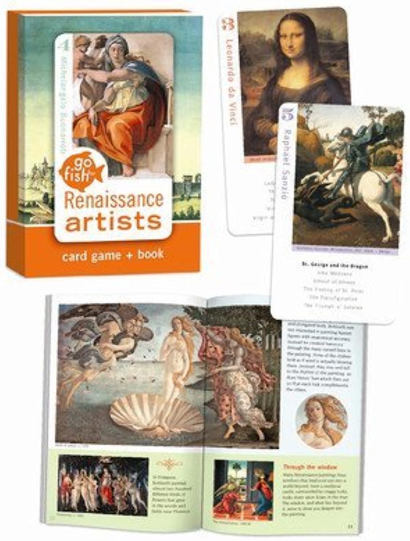 artículos de promoción Go Fish for for for Art Renaissance Cocheds Coched Juego by Birdcage Press  Ahorre 60% de descuento y envío rápido a todo el mundo.