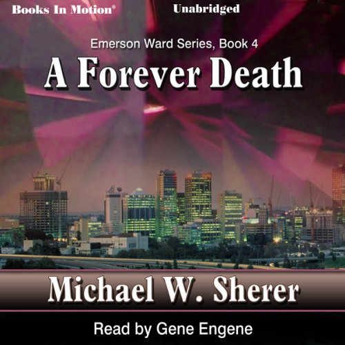 A Forever Death audiobook cover art