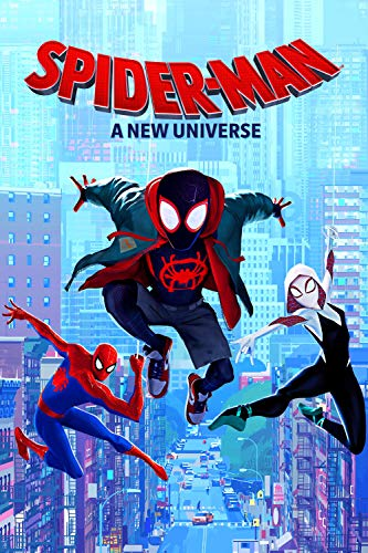 Spider-Man: A New Universe [dt./OV]