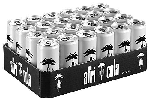 afri cola ohne Zucker 24er Pack, EINWEG (24 x 330 ml)