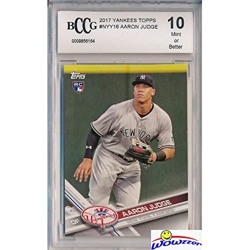 Graded Baseball Cards Amazoncom
