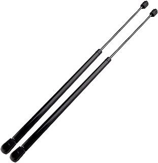 1Pair Splitter Rod Universal Car Front Back Bumper Splitter Lip Protectors Rod Stainless Steel Strut Rod Adjustable Support Bars(7.874inch)