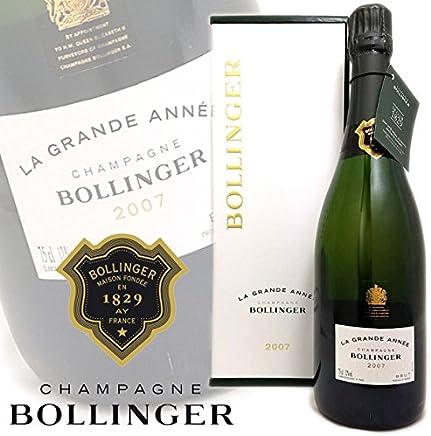 ボランジェ グラン ダネ ブラン 2007 正規品 Gift Box シャンパン 辛口 白 750ml