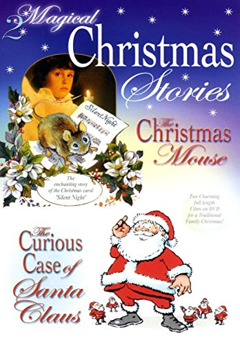 2 Magical Christmas Stories - Christmas Mouse/Curious Case of Santa Claus [DVD]