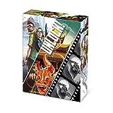 asmodee- unlock epic adventures gioco da tavolo edizione in italiano, multicolore, 8986