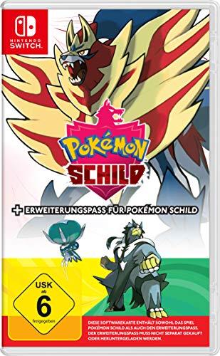 Pokemon Schild inkl. Erweiterungspass [Nintendo Switch]