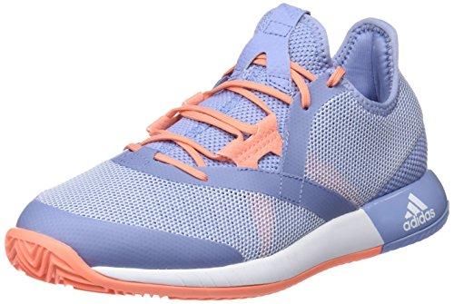 adidas adidas Damen Adizero Defiant Bounce Fitnessschuhe, Blau (Azutiz/Ftwbla/Cortiz 000), 40 EU