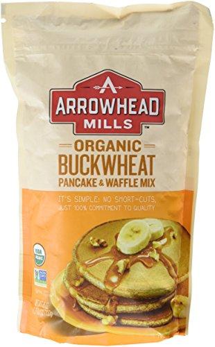 Arrowhead Mills Organic Buckwheat Pancake & Waffle Mix, 26 oz.