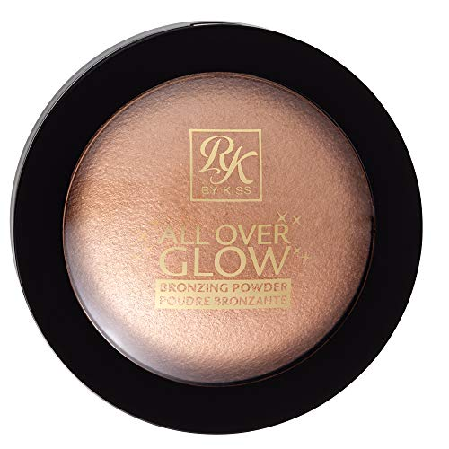 Ruby Kisses Face and Body Bling Powder, Bronze Glow