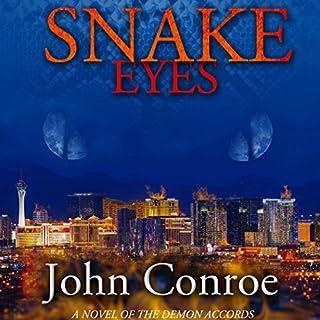 Snake Eyes cover art