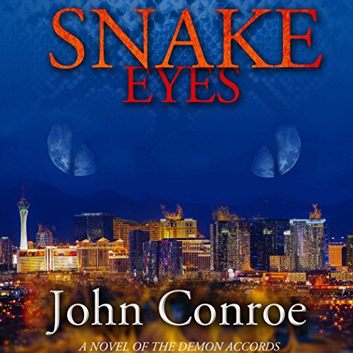 Snake Eyes cover art