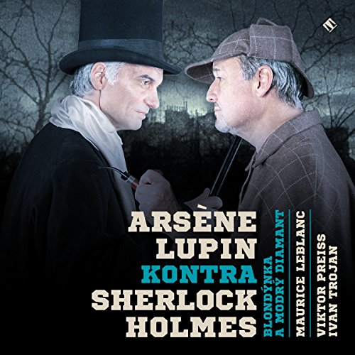 Arsène Lupin kontra Sherlock Holmes Titelbild