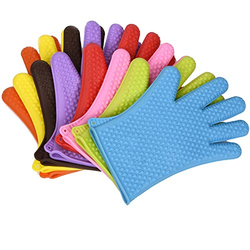 guantes silicona de la marca Man hongjiast