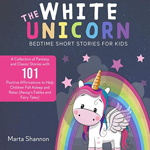 The White Unicorn cover art