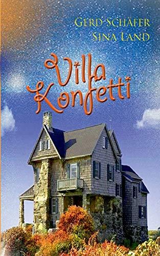 Buchseite und Rezensionen zu 'Villa Konfetti' von Gerd Schäfer