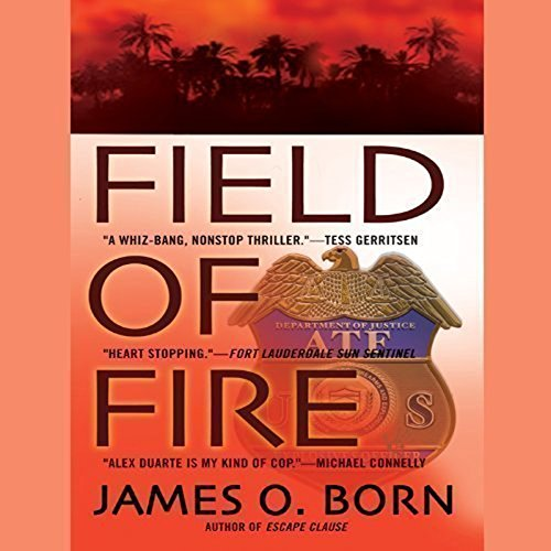 Field of Fire audiobook cover art