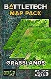 BattleTech Grassland Map Set