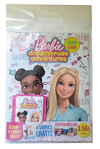 Barbie Dreamhouse Adventures- Starter Pack, Multicolor, Normal (Panini España, S.A 5)