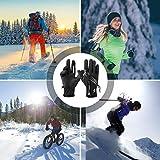 Zoom IMG-2 nicolie guanti invernali caldi touch