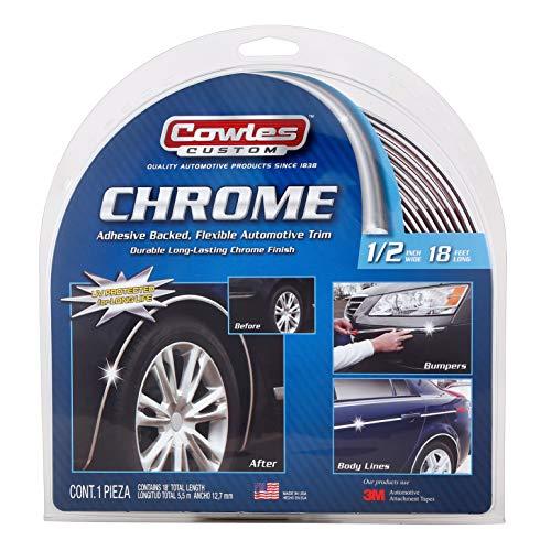 Cowles S37750 1/2 Custom Chrome 18