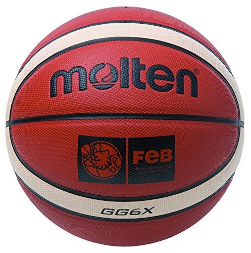 Molten Bgg6X Basketball, Women, Brown, 6