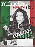 Rachael Ray Every Day October 2018 - How To Live Like An Italian - Porchetta, Cacio E Pepe & Ragu The 30-Minute Meals Way - The Best Store Bought Marinaras - Amaro 101 - A Red Sauce Tour Of Philly
