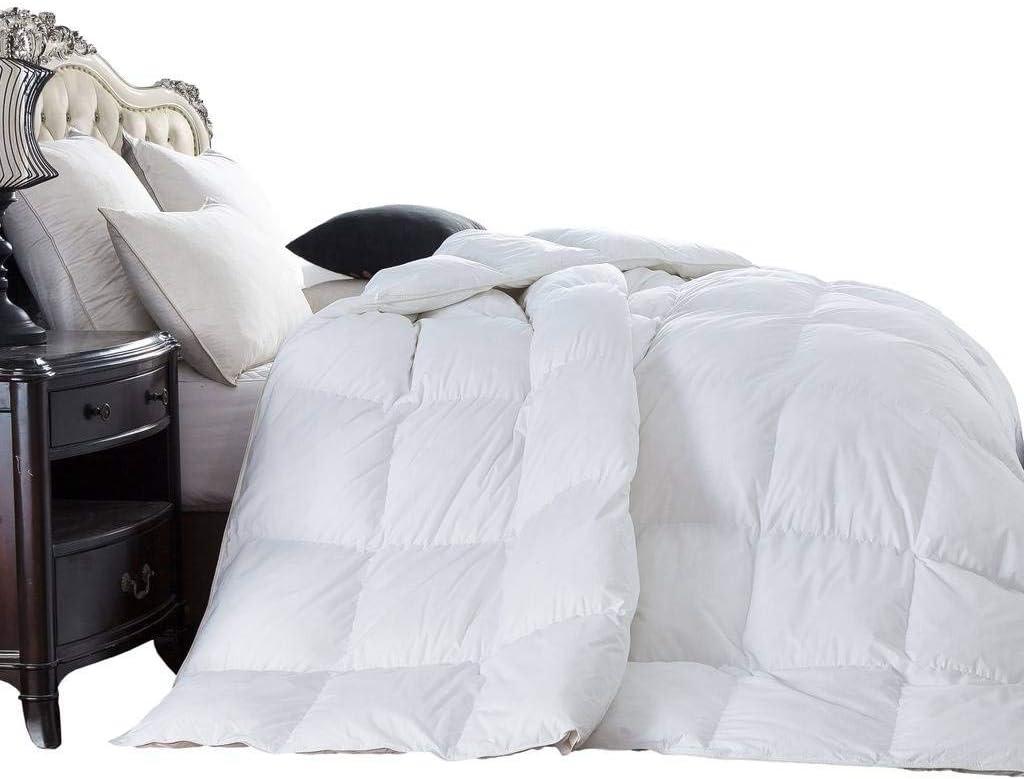Nashville-Davidson Mall Cal King Size 1500 Thread Comforter cheap Goose Down Count Alternative