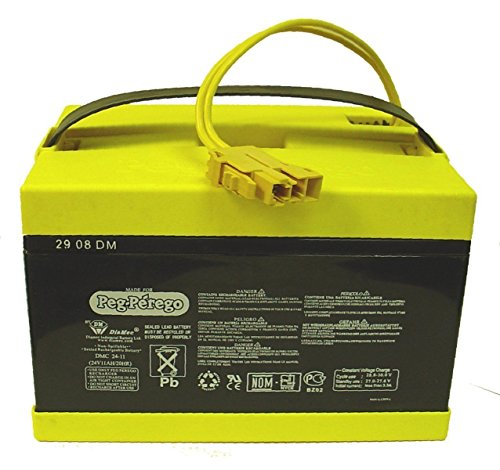 Peg Perego 24 Volt Replacement Battery for Peg Perego...