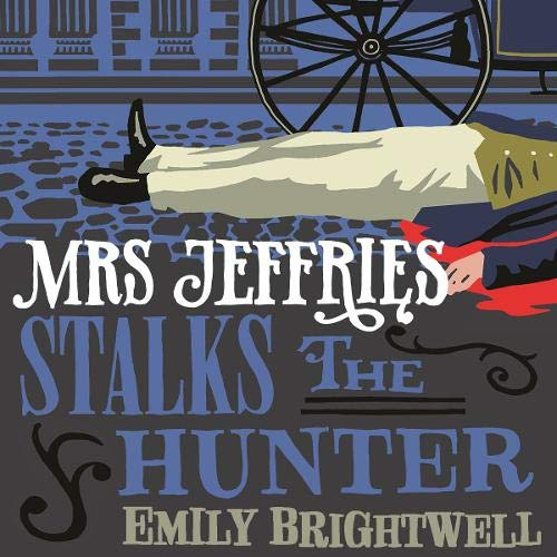 Mrs Jeffries Stalks the Hunter cover art
