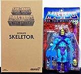 SUPER7 Masters of The Universe Classics Action Figure Club Grayskull Ultimates Skeletor...