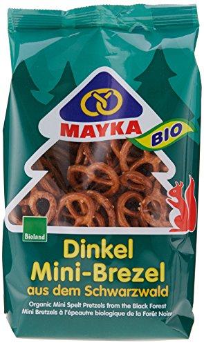 Mayka Bio Minibrezeln, 12er Pack (12 x 150 g)