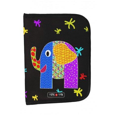 Tris&Ton Portadocumentos para bebé, niño y niña modelo Elephants (Tris y Ton)