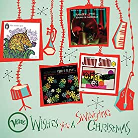Four Timeless Holiday Jazz Titles are Now Available in New Vinyl Set - Verve Wishes You A Swinging Christmas