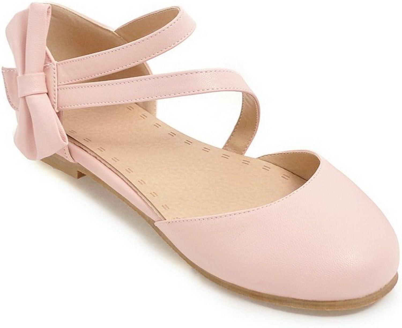 AdeeSu Womens Cold Lining Non-Marking Mini-Size Urethane Sandals SLC03867