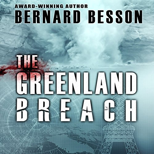 The Greenland Breach audiobook cover art