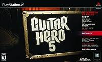 PS2 Guitar Hero 5 Guitar Bundle (輸入版)