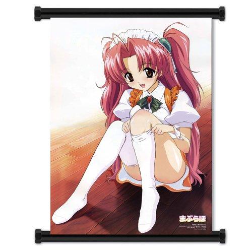 Maburaho Anime Fabric Wall Scroll Poster (31' x 42') Inches. [WP]-Maburaho-18 (L)