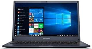 "Notebook Positivo Motion Plus Q464B Intel® Atom® Quad-Core™ Windows 10 Home 14"" - Deep Blue"