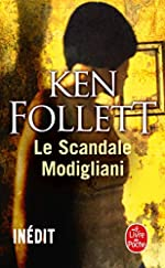Le Scandale Modigliani de Ken Follett