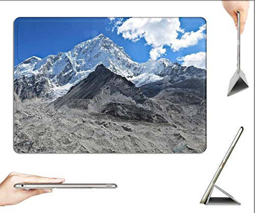 Case for iPad Pro 12.9 inch 2020 & 2018 - Mountains Mount Everest Base Camp Mountaineering