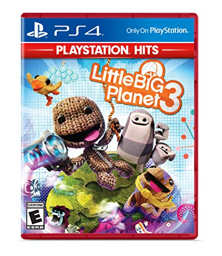 Little Big Planet 3 Hits - PlayStation 4