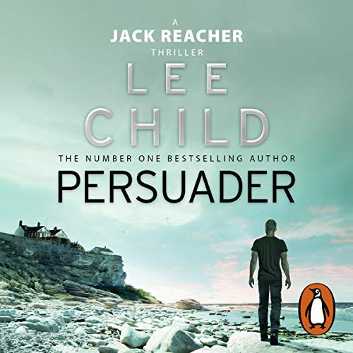 Persuader     Jack Reacher, Book 7              By:                                                                                                                                 Lee Child                               Narrated by:                                                                                                                                 Jeff Harding                      Length: 14 hrs and 16 mins     616 ratings     Overall 4.6