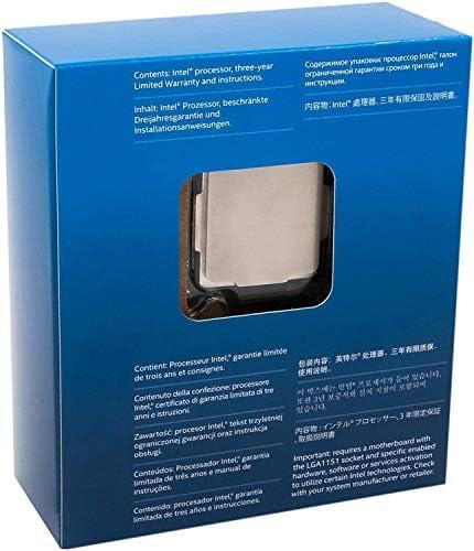 Intel Core I7 7700k Desktop Prozessor 4 Kerne Bis Zu Computers Accessories