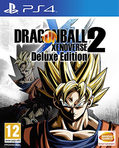 Dragon Ball Xenoverse 2 - édition deluxe - PlayStation 4 [Edizione: Francia]