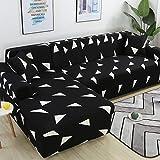 WXQY Fundas elásticas elásticas Antideslizantes Funda de sofá para Mascotas Funda de sofá Esquina en Forma de L Funda de sofá Antideslizante A20 1 Plaza