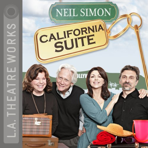 California Suite audiobook cover art
