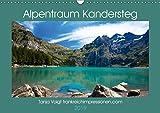 Alpentraum Kandersteg (Wandkalender 2019 DIN A3 quer): Die faszinierende Bergwelt von Kandersteg und dem Oeschinensee gilt als UNESCO Weltkulturerbe (Monatskalender, 14 Seiten ) (CALVENDO Orte) - Tanja Voigt