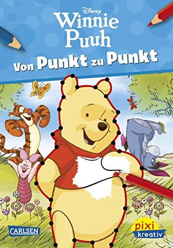 Pixi kreativ 127: Disney - Winnie Puuh - Von Punkt zu Punkt (127)